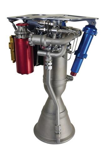 電動液体ロケットエンジン