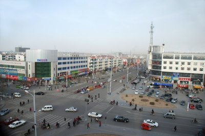 内モンゴル自治区河套地区