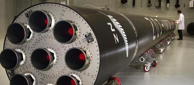 エレクトロンロケット