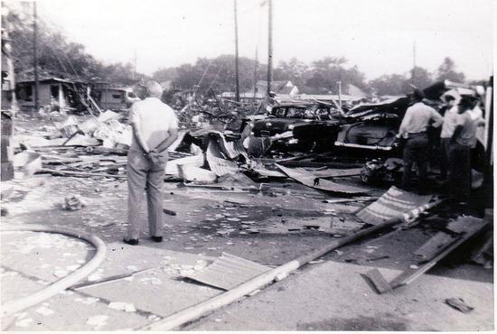 テキサスシティ大災害