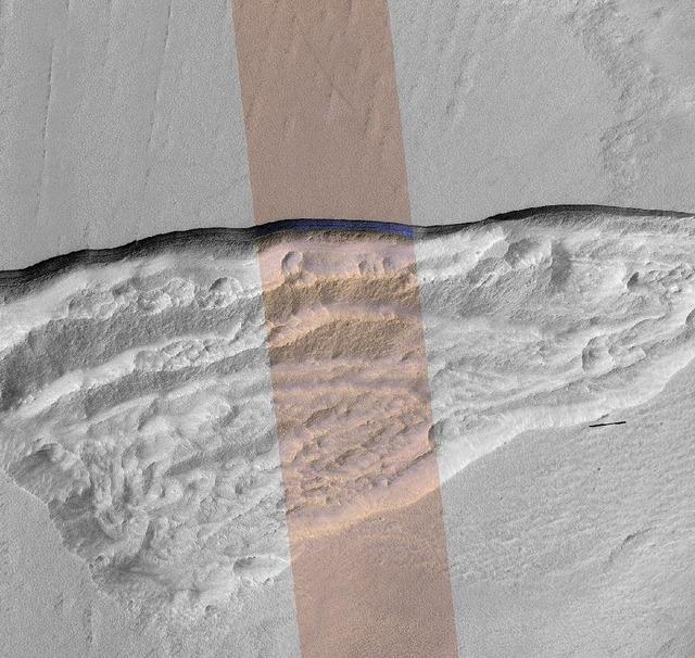 火星 氷の層_1