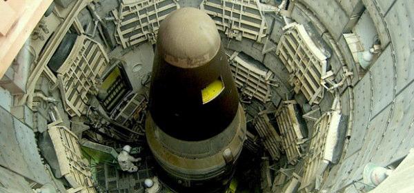 ミサイルサイロ