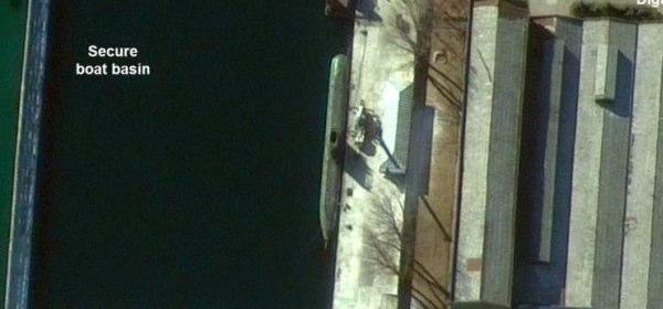 北朝鮮の弾道ミサイル潜水艦