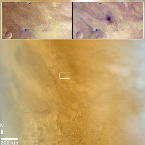 火星のクレーター_1