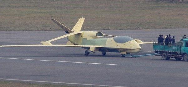 結合翼無人機