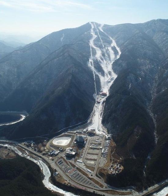 加里王山スキー場
