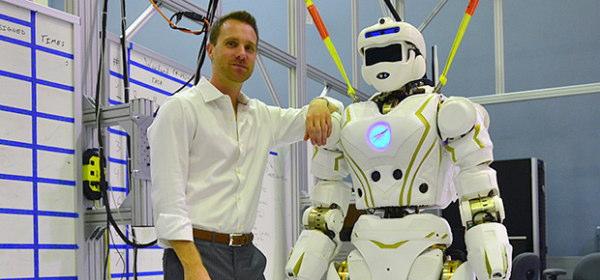 NASA製ロボ、ヴァルキリー