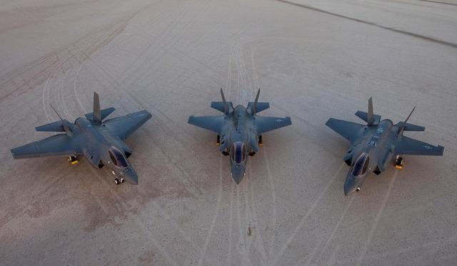 F-35ファミリー