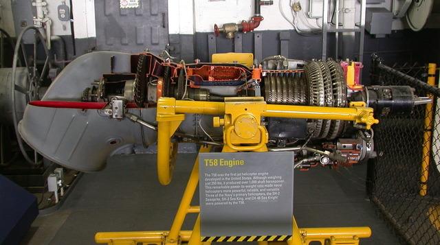 ゼネラルエレクトリック製T58