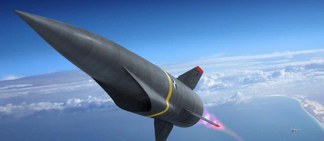 極超音速巡航ミサイル
