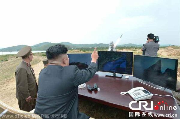 北朝鮮の短距離ロケット_5