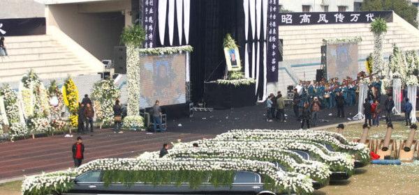 中国の豪華な葬儀_1