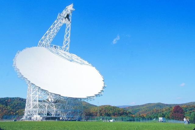 グリーンバンク望遠鏡_1