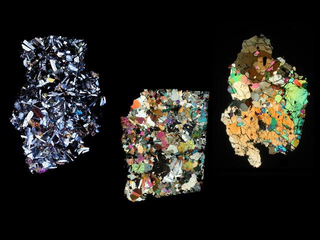 ベスタの隕石