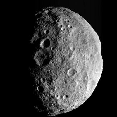 小惑星ベスタ