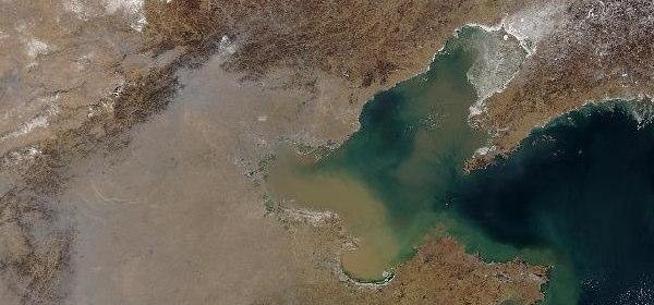 中国の水不足