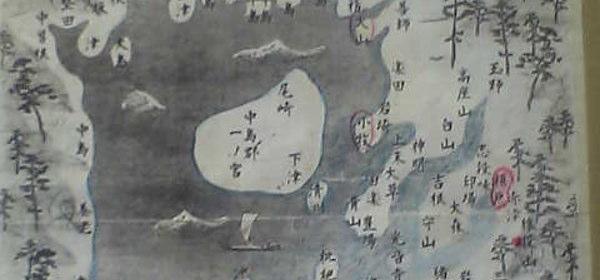 名古屋の古地図