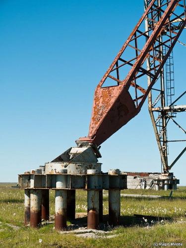 ロシアの無線通信基地_2