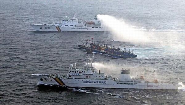 韓国海洋警察