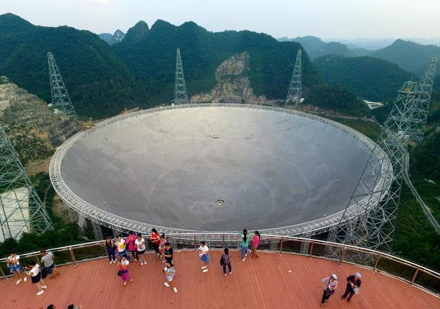 500メートル球面電波望遠鏡_2