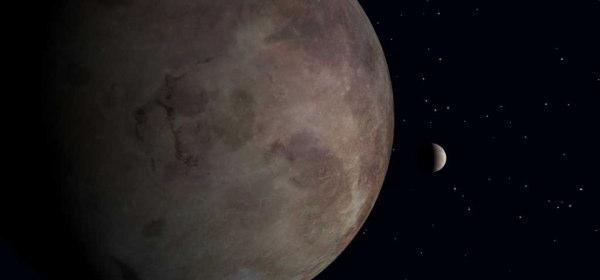 冥王星とカロン