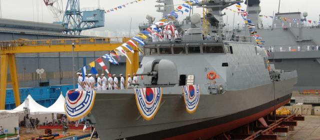 コムドクスリ級ミサイル艇
