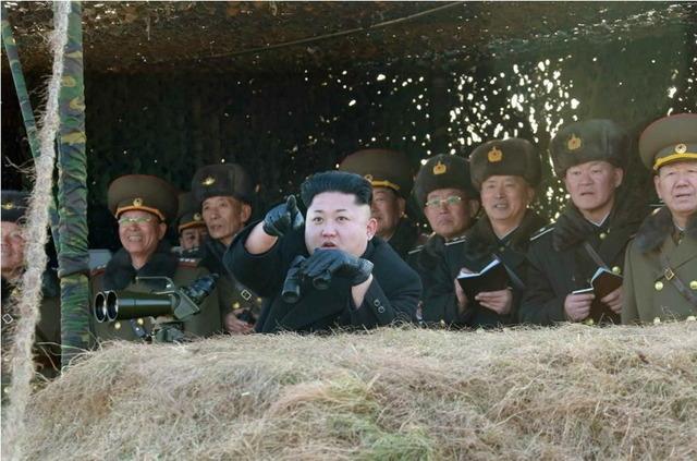 北朝鮮の軍事訓練_4