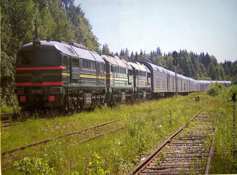 фото поезд баргузин