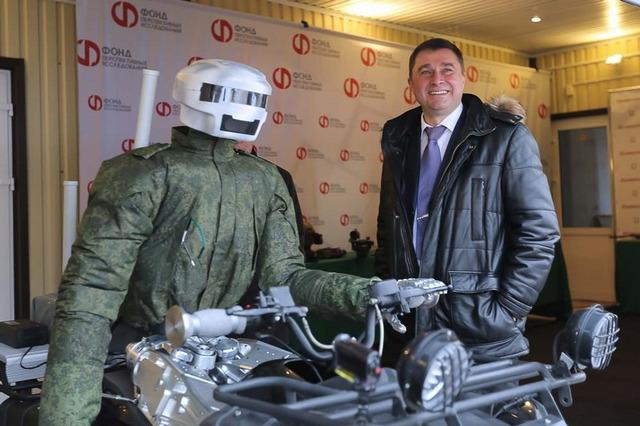 ロシアの戦闘ロボット_5