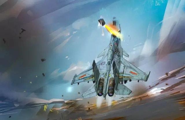 J-15 墜落事故_5