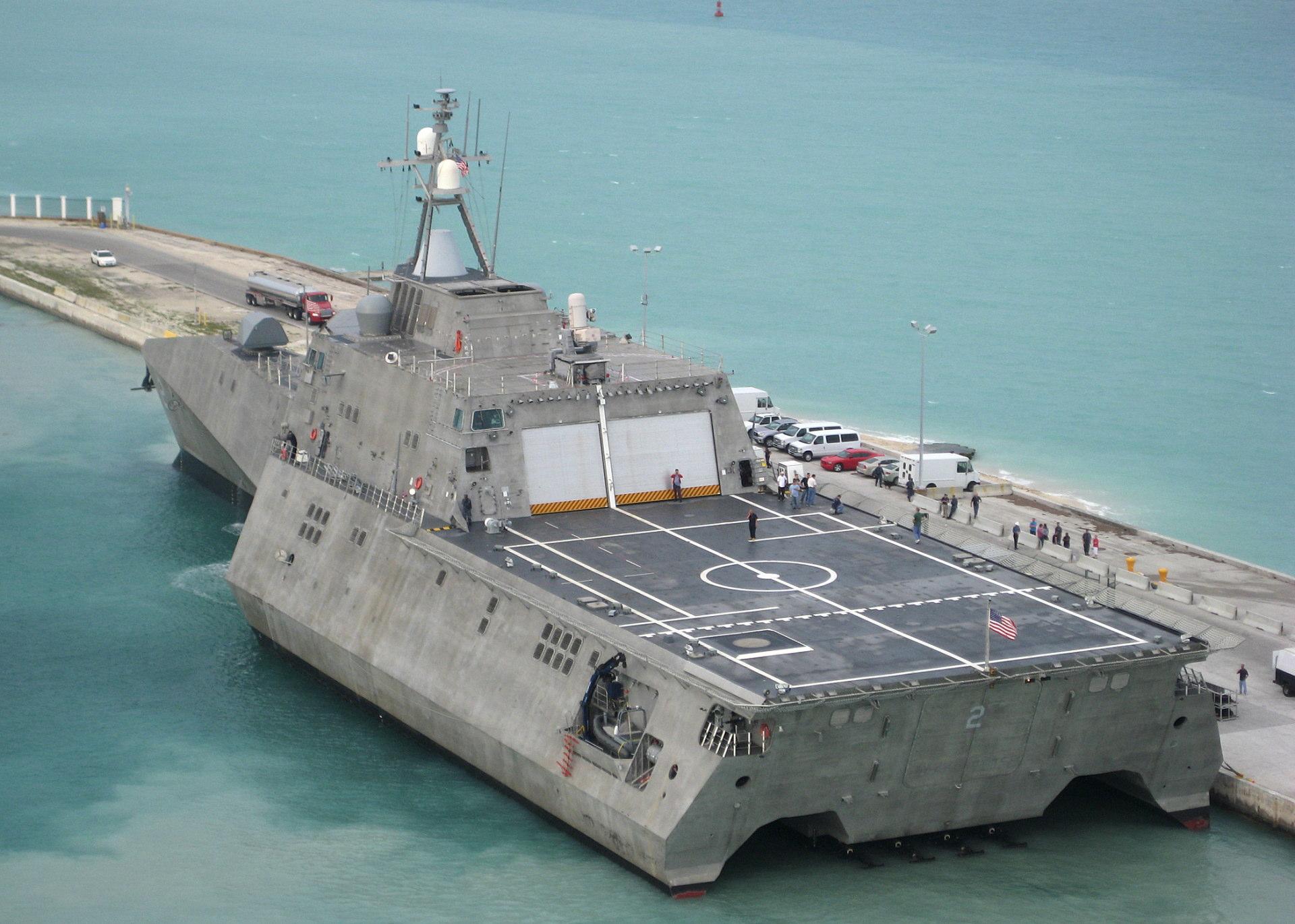 米海軍沿海域戦闘艦(LCS)、日本配備へ