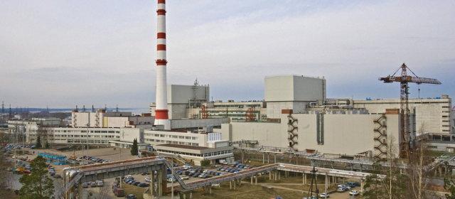 レニングラード原子力発電所