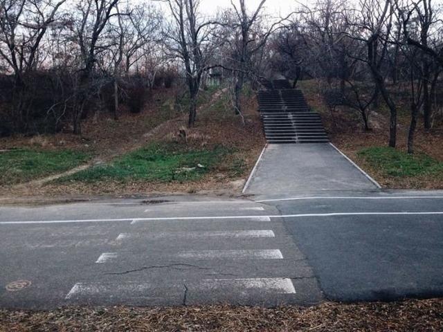 ロシアの横断歩道_9