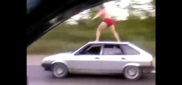 ロシアのドライバー