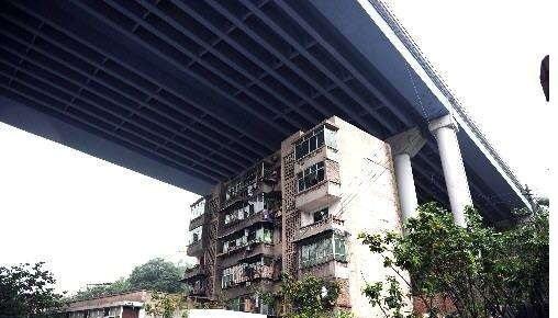 中国の奇妙なマンション_3