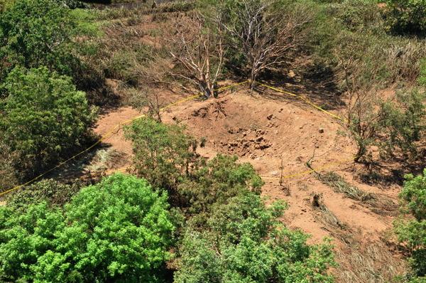 ニカラグア隕石_1