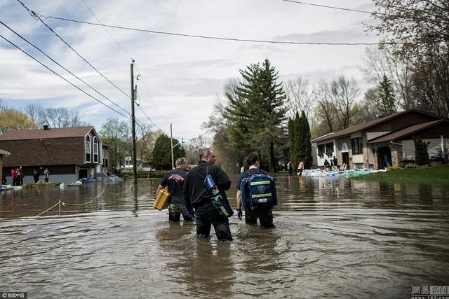 ケベック州洪水_4