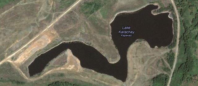 カラチャイ湖 2012年