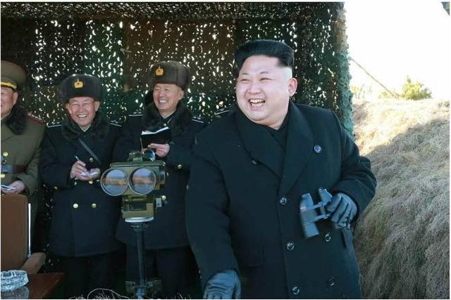 北朝鮮の軍事訓練_8
