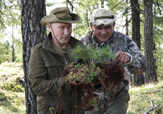 プーチン大統領の夏休み2018_3