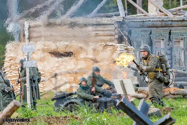 モスクワの戦い_再現イベント_6