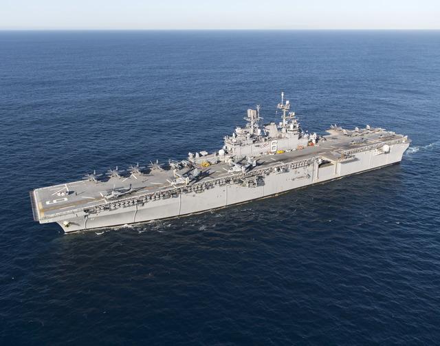アメリカ級強襲揚陸艦