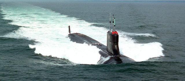 シーウルフ級原子力潜水艦