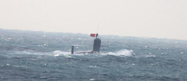093B型原子力潜水艦_3