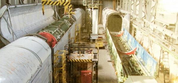 鉄道移動型RT-23発射車両