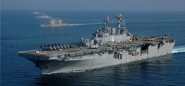 ワスプ級強襲揚陸艦