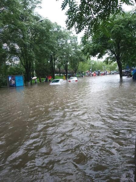 北京大雨_7
