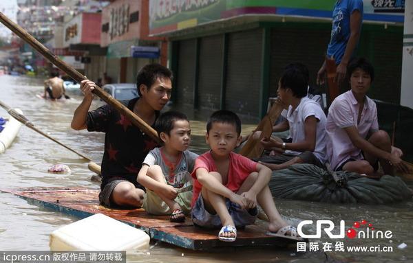 中国で発生した台風11号の被害_3