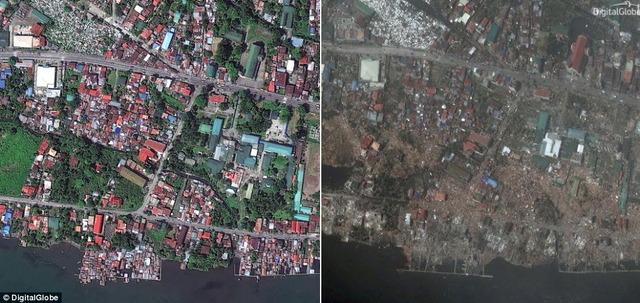 フィリピン被災地1
