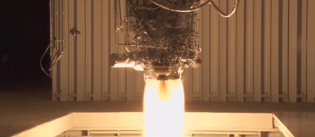 韓国型ロケット7tエンジン